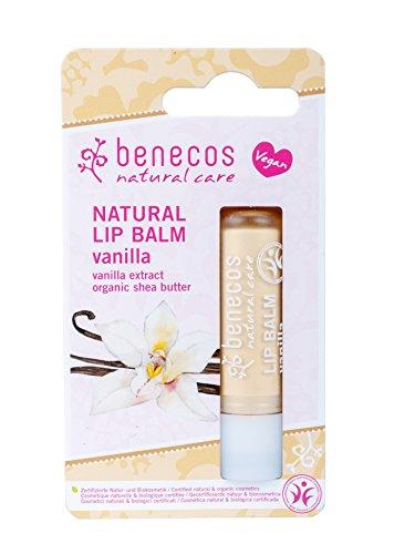 Benecos Natural Lip Balm, Vaniglia