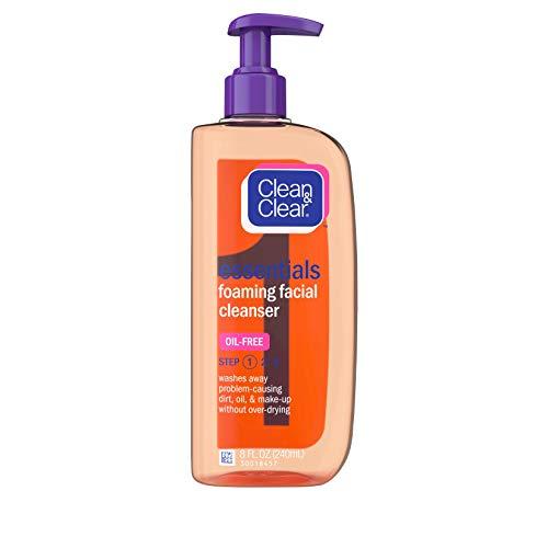Clean & Clear Essentials Foaming Facial Cleanser 240ml