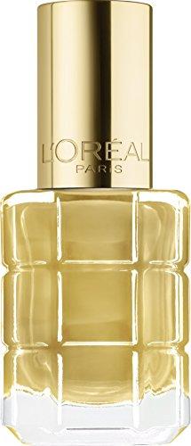 L'Oréal Paris Color Riche Colore ad Olio Smalto per Unghie, Arricchito da Olii Preziosi, 660 L'Or
