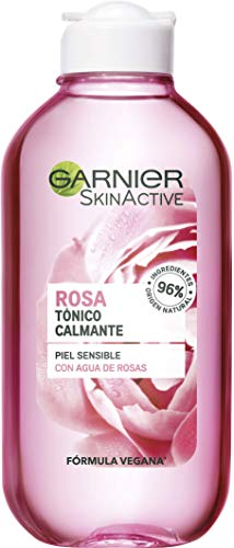 Garnier Skin Naturals Suave Tonico, Pelle Secca e Sensibile - 200 ml