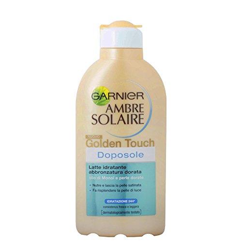 Golden Touch - Latte Idratante Abbr Dorata GARNIER Doposole Idratante Dorato 200 ml