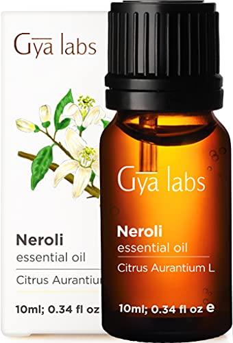 Olio essenziale di Neroli - Un fresco comfort di chiara bellezza e sonno sereno (10 ml) - Olio di Neroli di grado terapeutico puro al 100%