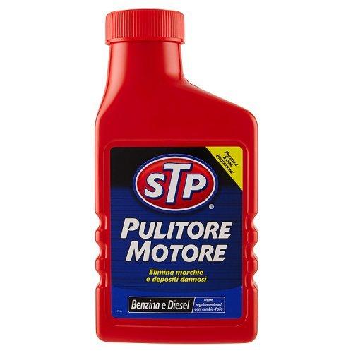 STP 120117 Pulitore Motore, Trasparente, 450 ml