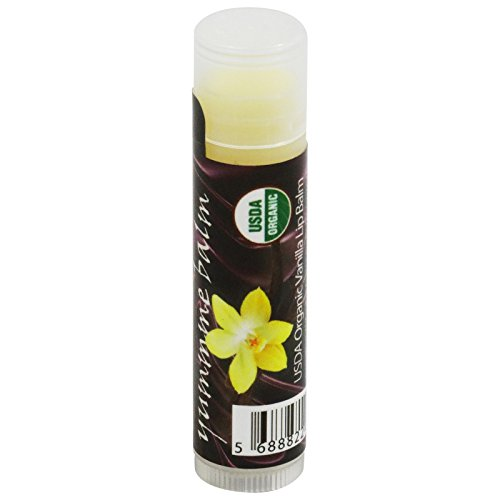 Biopark - Yumme Lip Balm Balsamo Labbra Idratante e Lenitivo Labbra Secche e Screpolate - Vaniglia -