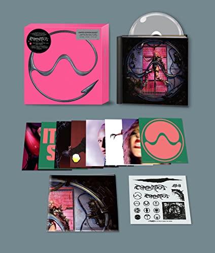 Chromatica (Box Cd Deluxe + 8 Cartoline + Poster E Tatuaggi Limited Edt.)
