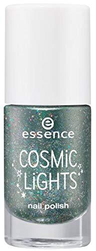 Essence'Cosmic Lights' Smalto per unghie metallizzato con glitter olografici n. 06 Cosmic Wow, 8 ml