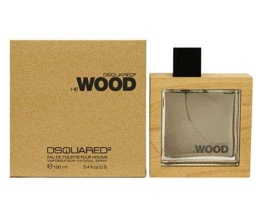Dsquared Hewood Eau De Toilette, Uomo, 100 ml