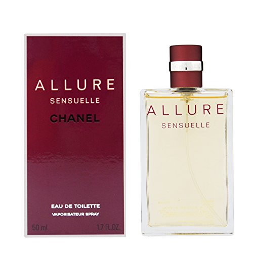 Chanel, Allure Sensuelle, Eau de Toilette con vaporizzatore, 50 ml