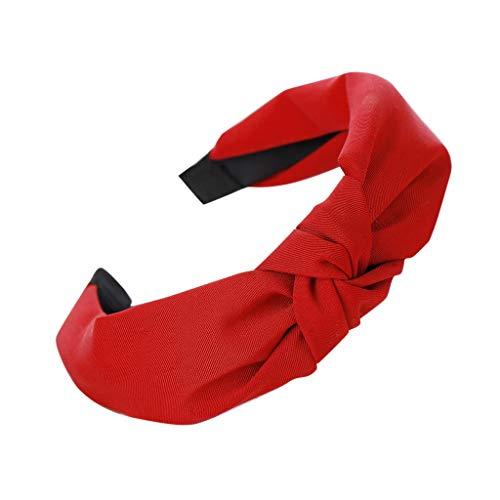 Fashion Bow Knot Fascia Per Capelli Sportiva Elegante Trucco Donna Hair Head Hoop Semplice Dolce Ragazze Capelli Fascia Spugna
