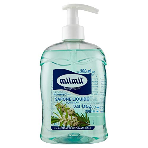 MIL MIL Sapone liquido Tea Tree Oli 500ml