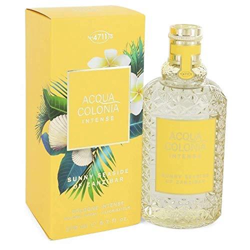 ACQUA COLONIA Intense Sunny Seaside of Zanzibar Eau de Cologne, 170 ml