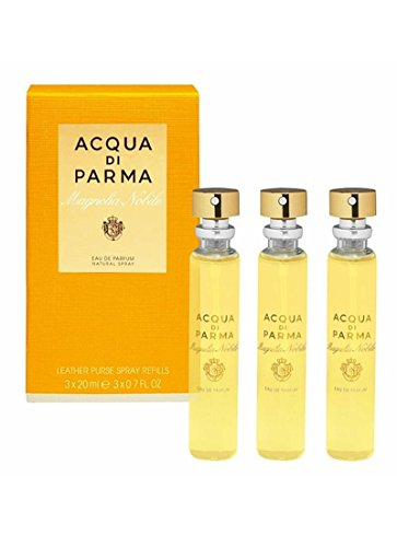 Acqua di Parma, Magnolia Nobile, Eau de Parfum da viaggio, NF3 x 20 ml