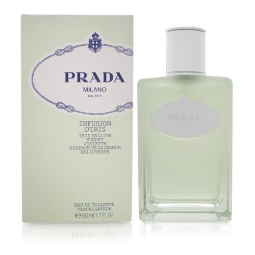 Prada Infusion D 'iris Femme/donna, Eau de Toilette, vaporisateur/Spray 50ML, 1er Pack (1X 50ML)