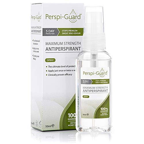 Perspi-Guard Spray Antitraspirante Maximum Strength - 50 ml