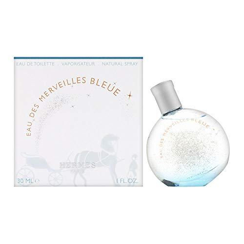 Hermes Eau Des Merveilles Bleue Eau De Toilette Vapo - 30 ml