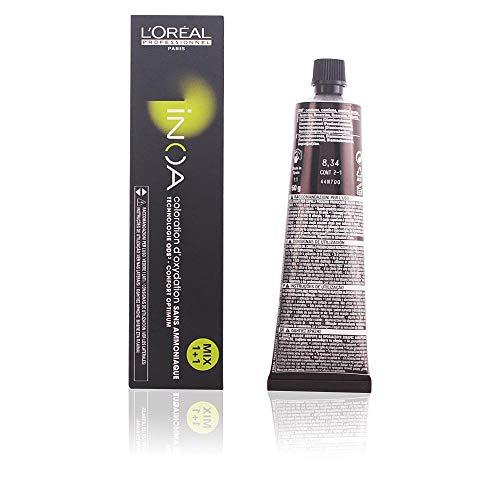 L'Oréal Professionnel Paris Colorazione ad Ossidazione - 8.34 Biondo Chiaro Dorato Ramato x 60 ml