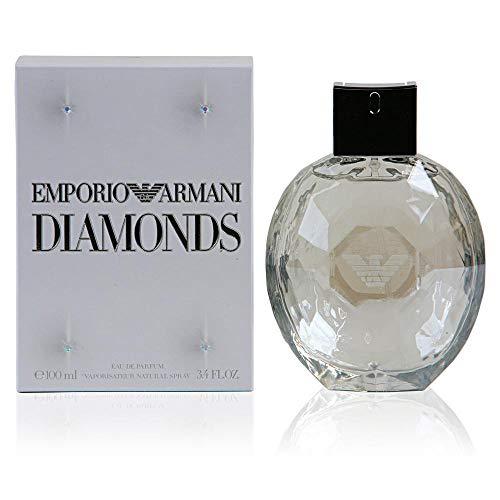 Giorgio Armani Diamonds Eau de Parfum, Donna, 50 ml