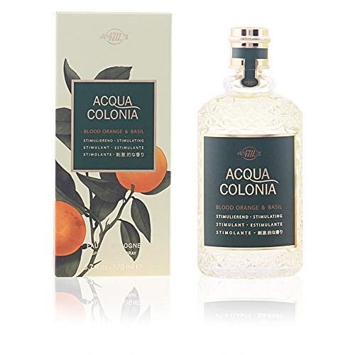 4711, Acqua Colonia Blood Orange & Basil, 170 ml