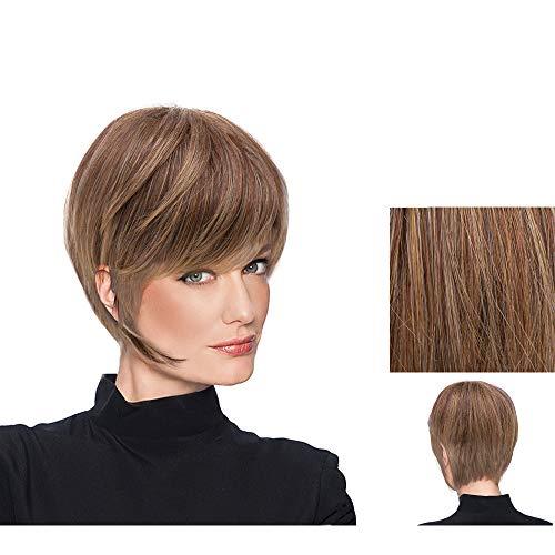 Hairdo Wispy Cut Parrucca Taglio Corto Biondo Rame Dorato