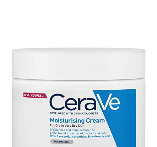 CeraVe, crema sapone idratante, 454 g