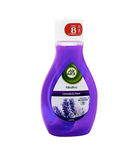 Air Wick Filtrattivo Deodorante per l'Ambiente -Lavanda in Fiore 375 Ml