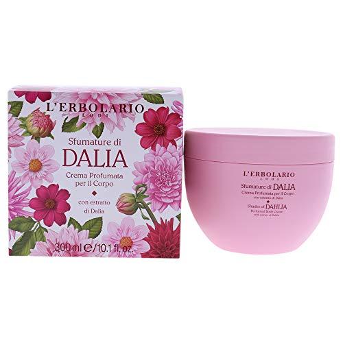 L'Erbolario Crema Per Il Corpo Sfumature Di Dalia 300 ml