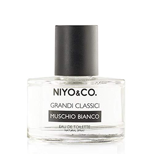 NIYO&CO. PROFUMO GRANDI CLASSICI MUSCHIO BIANCO EDTV 60ML