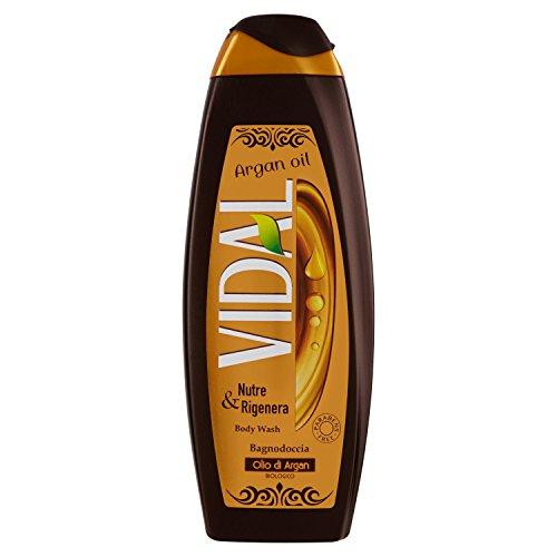 Vidal - Bagno Vellutante, Oglio di Argan - 500 ml