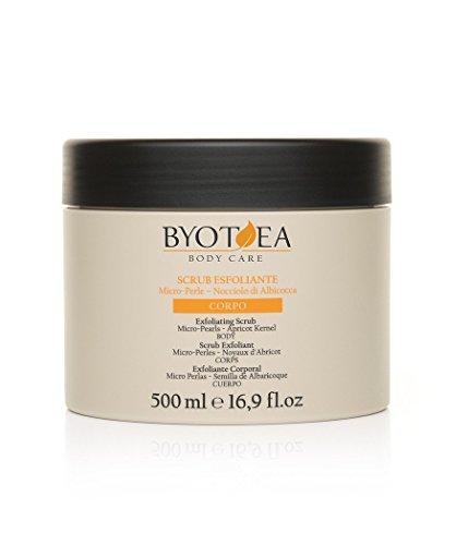 Byothea Scrub Esfoliante Corpo, Cura del Corpo e Bellezza - 500 ml