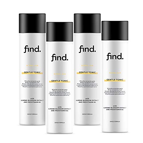 FIND - Tonico delicato per pelle normale (4x200ml)