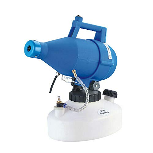 Elikliv Elettrico Nebulizzatore Fogger ULV Spruzzatore Micro Spruzzo 8M-10M Spraying Distanza per Anti-epidemia Sterilizzatore Giardinaggio Ufficio Industria 4.5L
