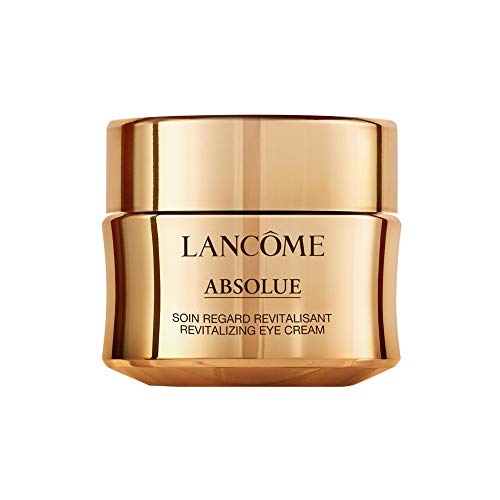 Lancôme Absolue Eye Cream with Grand Rose Extracts, Crema Contorno Occhi, 20 ml