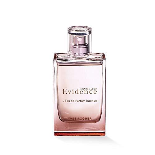 Yves Rocher - Eau de Parfum Comme Une Evidence Intense (50 ml): Un profumo da donna pieno di momenti intensi e armonia.