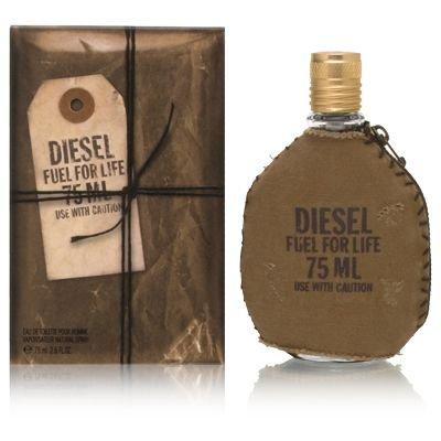 Diesel Fuel for Life Eau de Toilette, Uomo, 75 ml