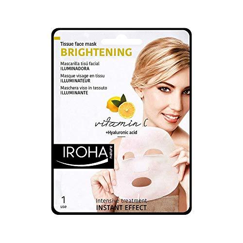 Iroha Nature - Iroha Maschera Facciale Vitamin C - 130 Gr