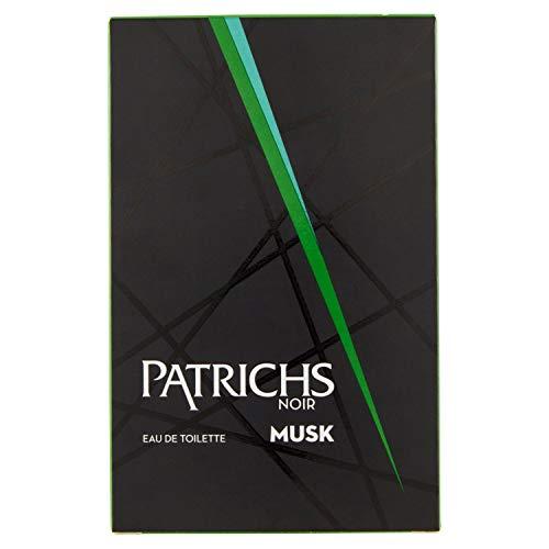 Patrichs Eau de Toilette Musk - 75 ml