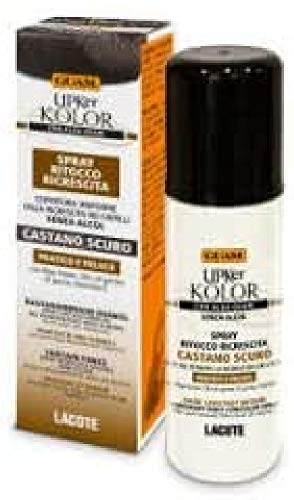 GUAM UPKER KOLOR - Spray Ritocco di Ricrescita 75ml (CASTANO SCURO)
