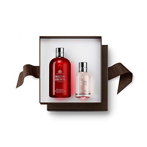 Rosa Absolute Molton Brown Confezione Profumo Donna 50 ml Spray + Bagnoschiuma 300 ml