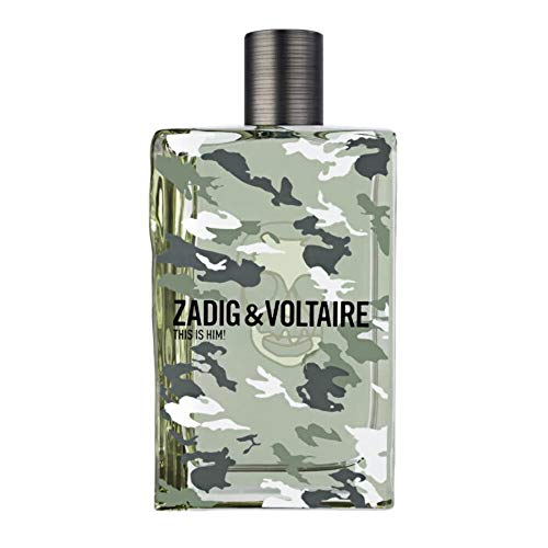 Zadig & Voltaire This is Him! No Rules Eau de Toilette Uomo, 20 ml