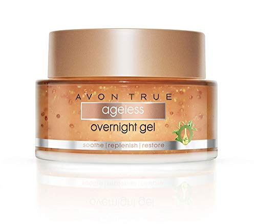 AVON TRUE NUTRAEFFECTS - Gel da notte triplo antiossidante