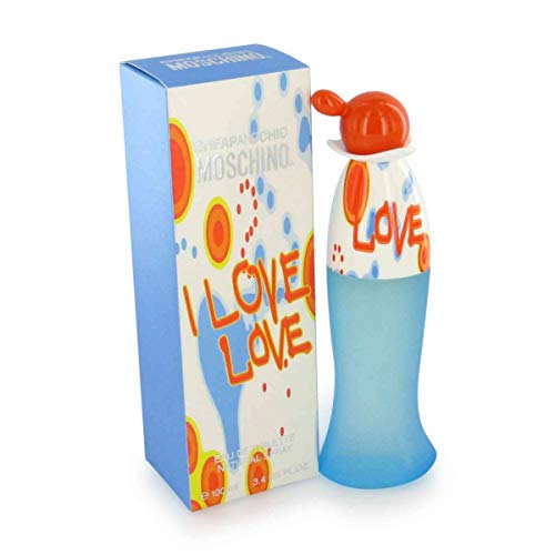 Moschino CHEAP & CHIC I LOVE LOVE edt spray 100 ml