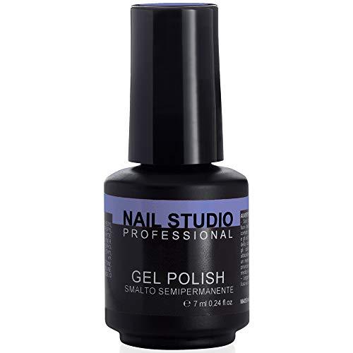 Nail Studio - Smalto per Unghie Professionale Gel Polish Semipermanente Mani e Piedi - Durata 4 Settimane - 39 Colori - Colore Secret 13