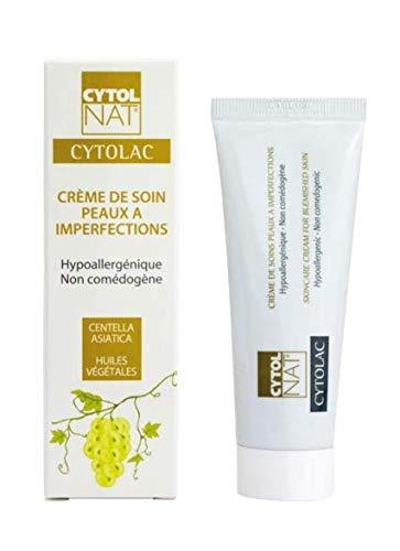 CYTOLAC® Crema curativa 50 ml – Pelle con imperfezioni – Ipoallergenica e non comedogena