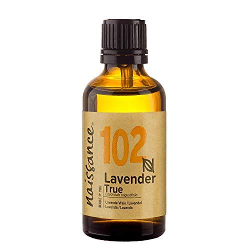 Naissance olio essenziale di Lavanda 50ml - Vegano, Cruelty Free, senza OGM