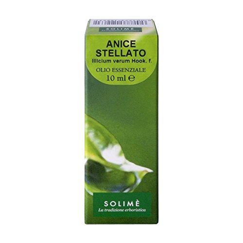 Olio essenziale Anice stellato puro al 100% 10 ml - Prodotto erboristico made in Italy