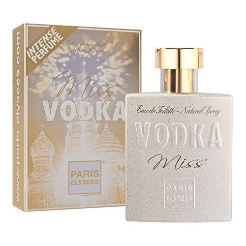 PARIS ELYSEES - Miss Vodka Profumo Donna 100ml / Eau De Toilette Femme
