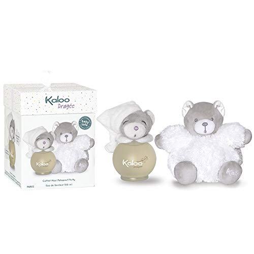 Kaloo - Cofanetto Acqua Profulata 100 ml + Peluche, Dragée, K893171