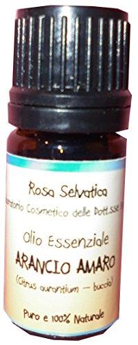 Olio essenziale puro di Arancio Amaro - sedativo e rinforzante