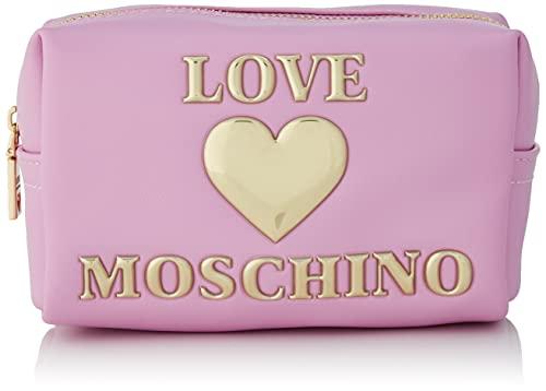 Love Moschino, Borsetta da Donna, Pre Collezione Autunno Inverno 2021, Rosa, U