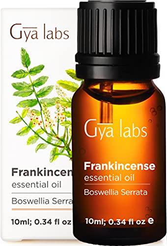 Olio essenziale di incenso - Un senso divino di rilassamento e sonno sereno (10 ml) - Olio di incenso di grado terapeutico puro al 100%
